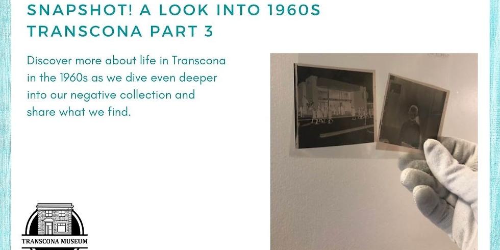 Virtual Small Talk: A Look into 1960s Transcona, Part 3