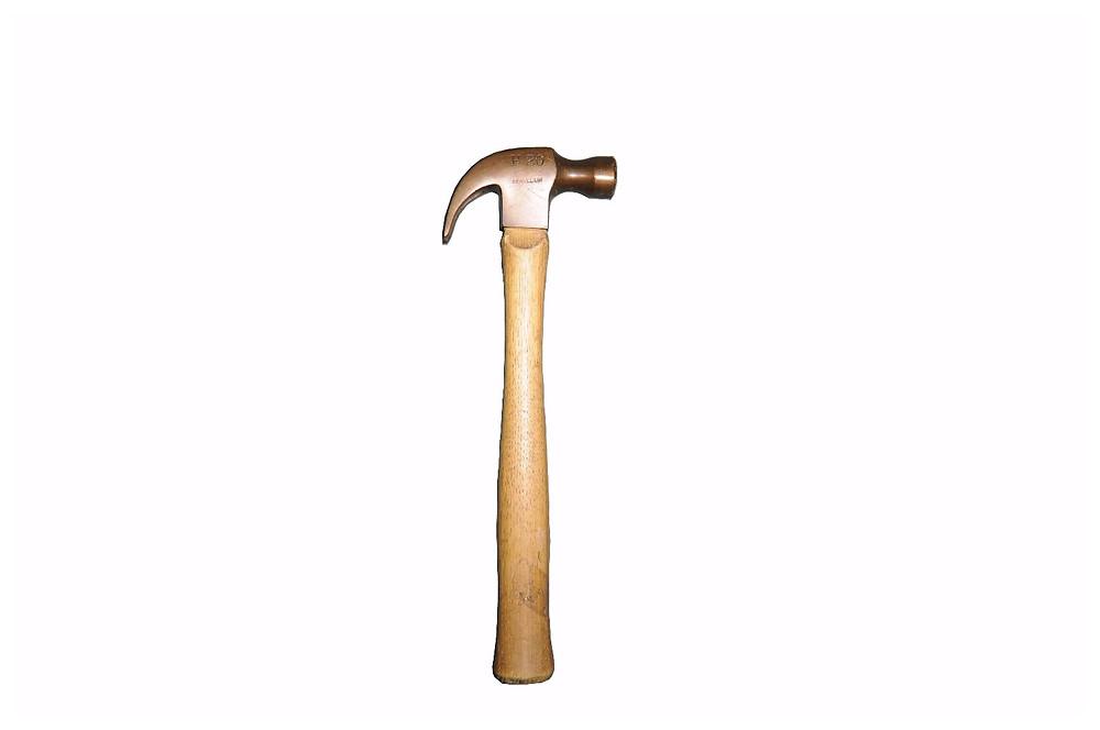 Beryllium Hammer used at Cordite Plant, WWII