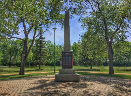 Transcona & the First World War Centenary