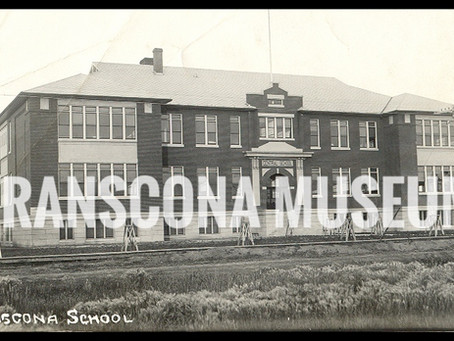 A Look Back at Transcona's Central School