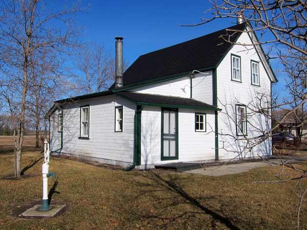 Springfield Pioneer House (Dugald, RM of Springfield)