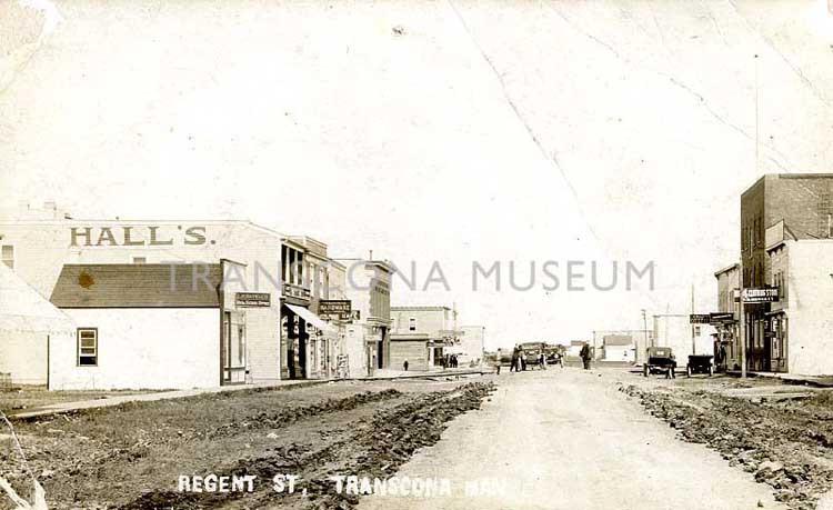 The History of Regent Avenue