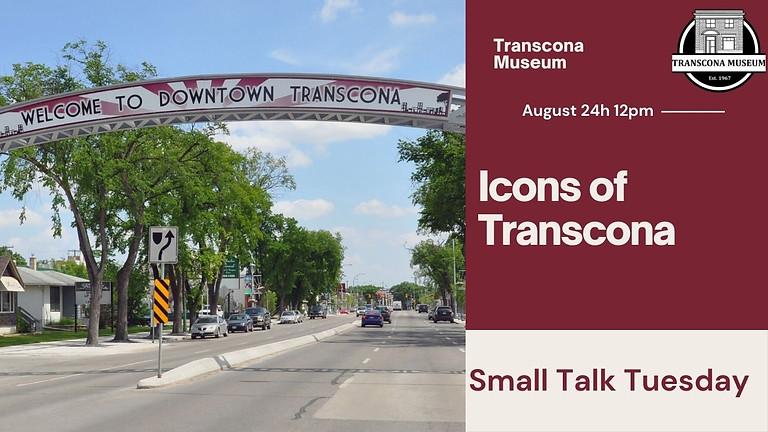 Virtual Small Talk: Icons of Transcona