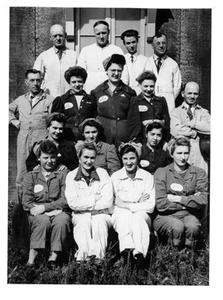 Cordite Plant Crew