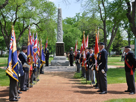 Transcona & the Second World War 75th Anniversary
