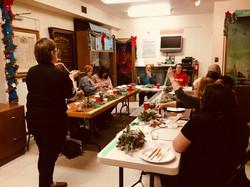 Wreath Workshop 2017