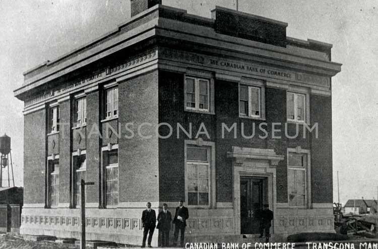 Canadian Bank of Commerce - 200 Regent Avenue West