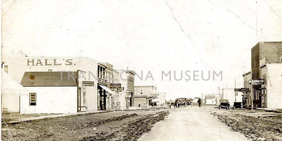Small Talk Evening: History of Regent Avenue