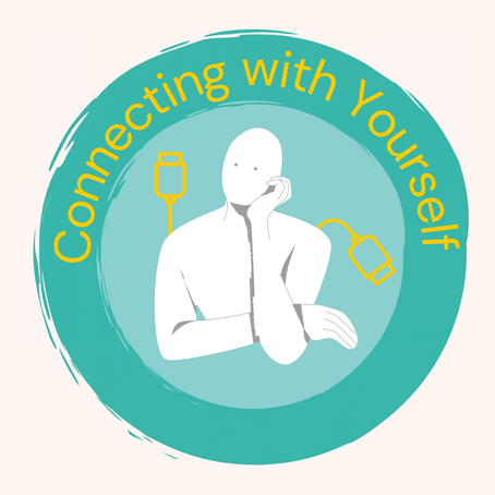 Connecting to Self - a doorway to improving your mental well-being