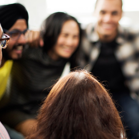 It takes a village - the group therapy approach to mental health