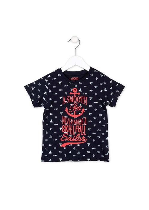 Popolare 715-1212 Pack di magliette a manica corta e stampa nautica | La  XL11