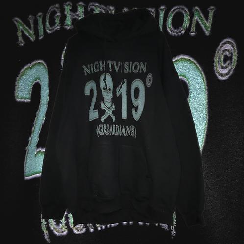 AKIFEHV X NIGHTVISION HOODIE