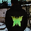 Thumbnail: NORTHERN LIGHTS BUTTERFLY HOODIE