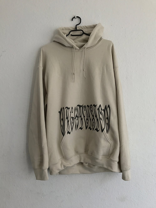 NIGHTVISION WAR HOODIE SAND COLOR