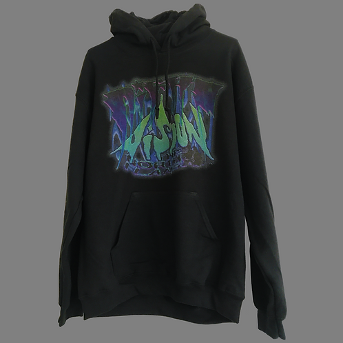 LIL FLANS X NIGHTVISION HOODIE