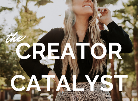 The Creator Catalyst Podcast