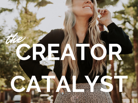 The Creator Catalyst Podcast
