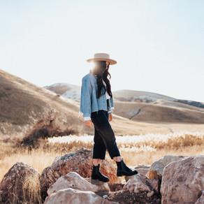 Taylor Portraits | Tunnel Springs Park | Salt Lake City, Utah Portrait Photographer