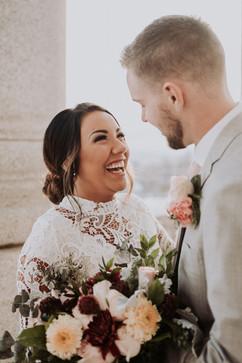 Bailey Livingston Photography, Salt Lake City Wedding Photographer