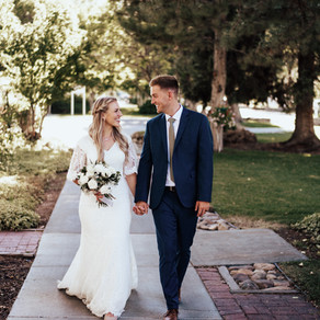 Kylie + Kevin Wedding Day | Midway, Utah Wedding Photographer | The Homestead Resort, Midway