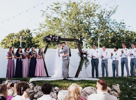 Aubrey + Archie Wedding Day   Kaysville, Utah Wedding Photographer