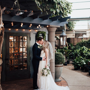 Cynthia + Taggart Bridal Session | Cactus and Tropicals | Draper, Utah