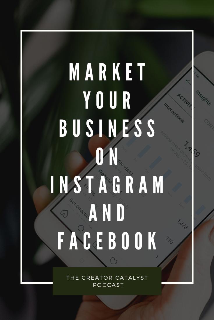 marketing on facebook, marketing on instagram, how to market on instagram, how to market on facebook, how to make a facebook ad, how to make an instagram ad, how to make money on instagram, social media business, start a social media business, make money on instagram