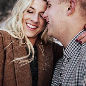 Tag + Izzy | Tibble Fork Reservoir Couples Session | Salt Lake City, Utah Wedding Photographer