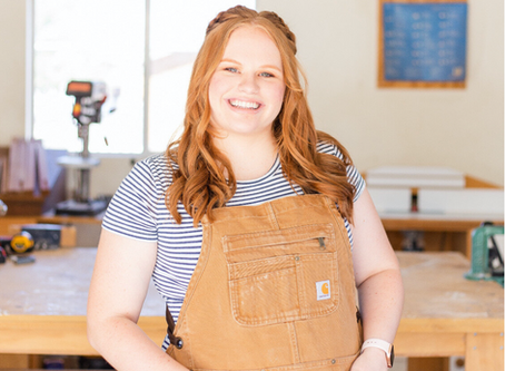Interview With Heather Black - Black and Taylor Woodworking | The Creator Catalyst Podcast