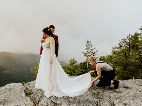 3 Reasons Why You Need to Hire an Elopement Planner | Guest Post from Wildly In Love