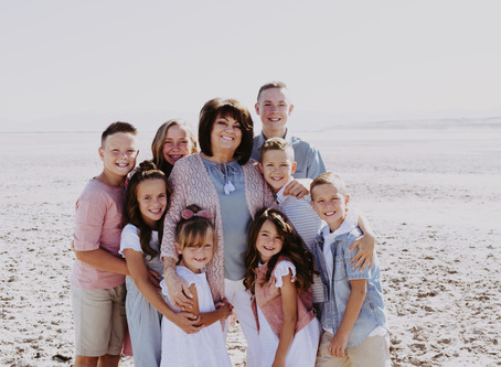 Holman Family   Salt Flats Extended Family Session   Salt Lake City Family Photographer