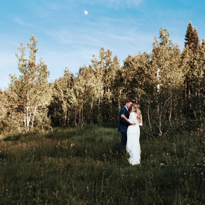 Kylie + Kevin Alpine Loop Bridal Session | Salt Lake City Wedding Photographer