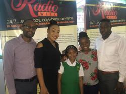 Our Team @ TVJ Smile Jamaica Studio