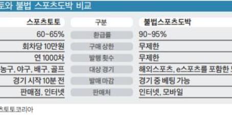 '먹튀' '사이트 폐쇄'…불법 스포츠도박의 그림자