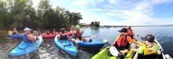 Kayak Mass/Canoeucharist