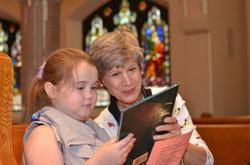 Children of the Book Volunteers