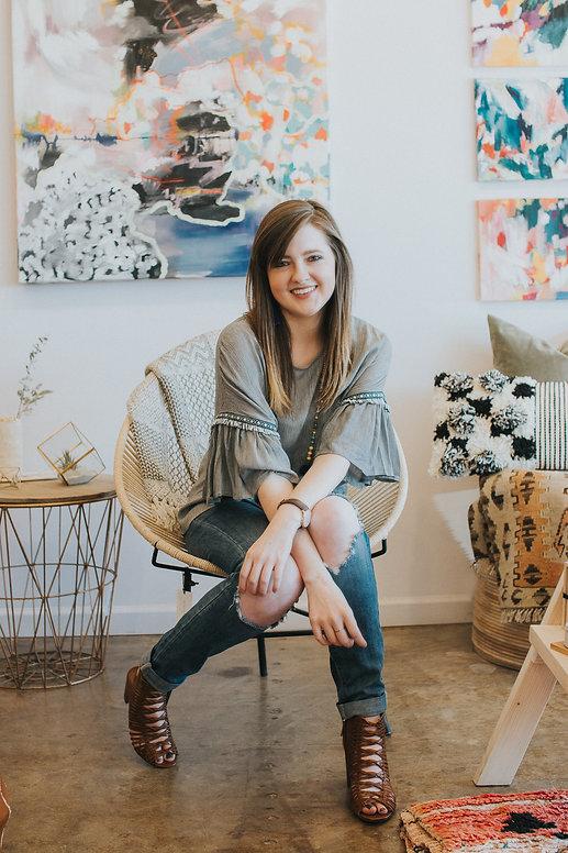 Caitie Quezada Texas based Artist