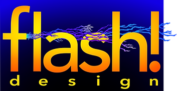 Flash Design full color lightning no out
