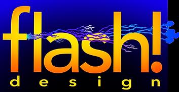 Flash Design full color lightning no out
