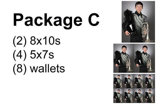 Portrait Package C