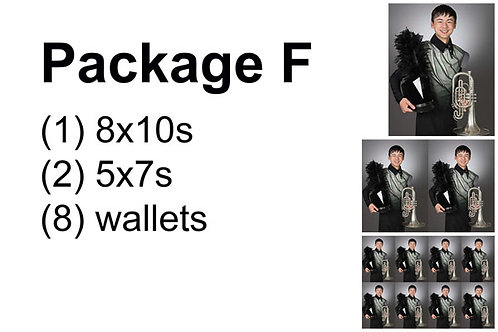Portrait Package F