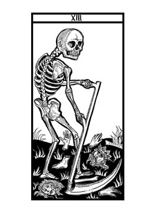 XII - Death Tarot