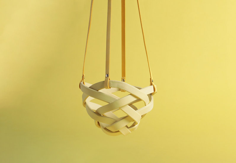 Lemon Hanging Basket - Infinity Small