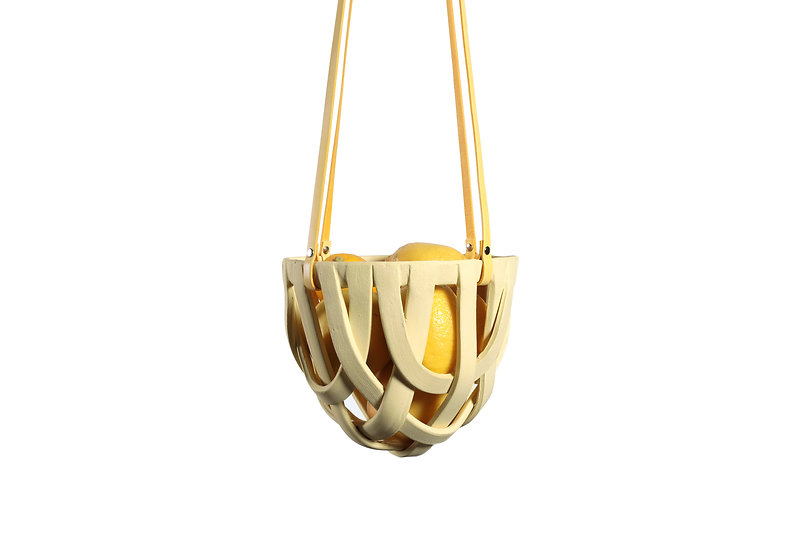 Lemon Hanging Basket - Classic Small