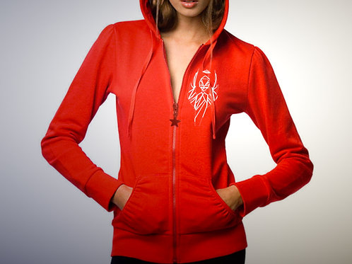 Lady Hooded Sweatshirt