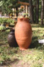 большой глиняный горшок изготовление_edi
