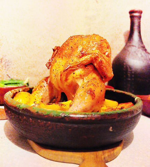 приготовление курицы в запекание духовке
