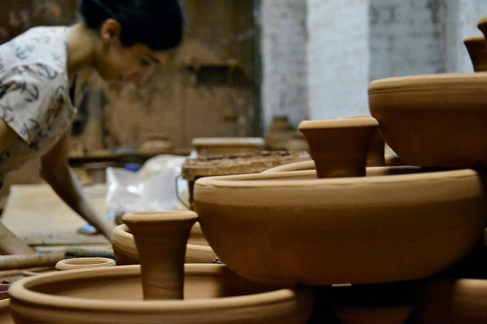глиняная посуда производство кнор купить