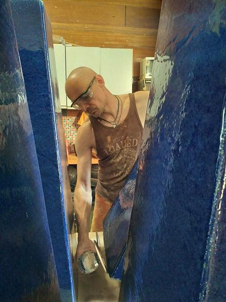изготовление глиняных горшков, производс