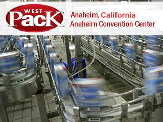 """""""West Pack"""" Kuzey Amerika'nın Lider Ambalaj ve Plastik Teknolojileri Fuarı"""